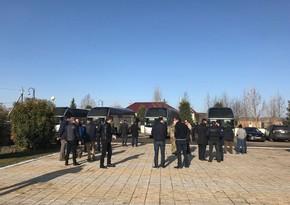 Xarici diplomatlar Füzuli Beynəlxalq Hava Limanının tikintisinin gedişi ilə tanış olublar