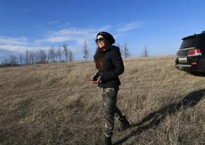 Лейла Алиева дала поручения в связи с освобождёнными территориями
