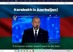 Azerbaijani hackers destroy Armenian official websites