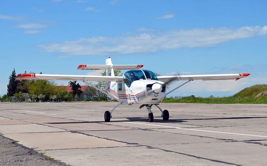 Azerbaijani military pilots start training flights