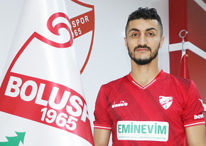 Azerbaijan national team player signs contract with Turkish club