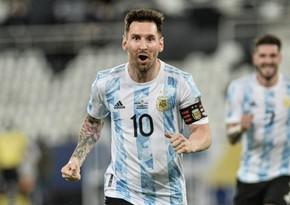 КубокАмерики-2021: Аргентина оказалась сильнее Уругвая