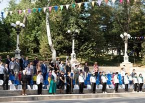 Second seniors festival held in Shamakhi