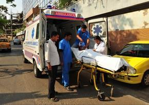 Hindistanda yaşayış binası uçub, 11 nəfər ölüb