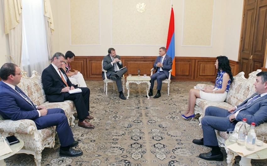 Посол: Новая администрация США сохраняет приверженность карабахскому урегулированию в формате МГ ОБСЕ