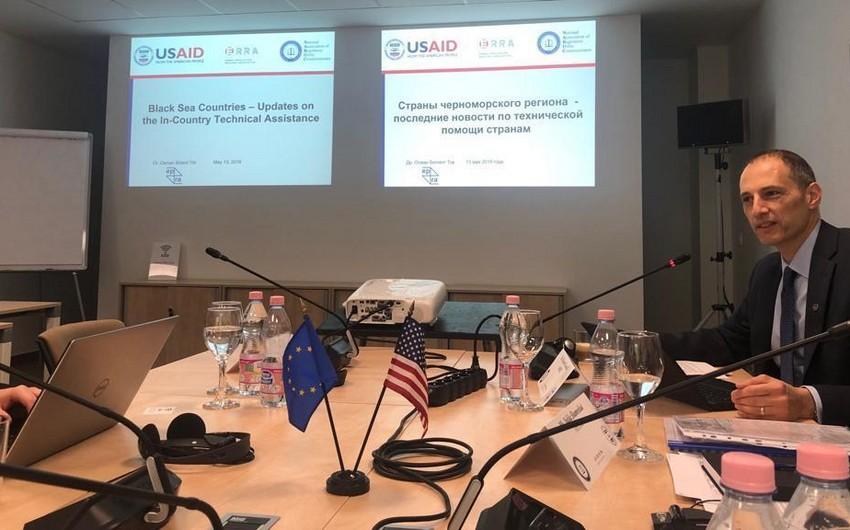 Azərbaycan Qara dəniz hövzəsi ölkələrinin tənzimləyici orqanlarının birgə seminarında iştirak edir