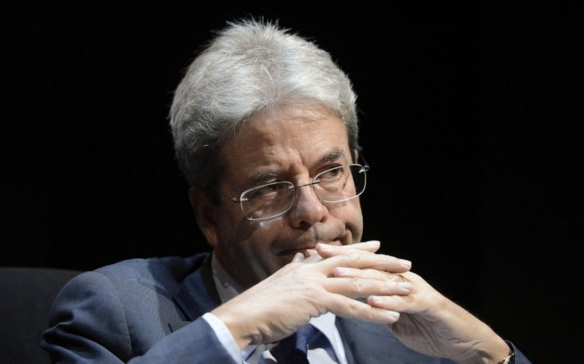 Paolo Gentiloni will pay an official visit to Baku