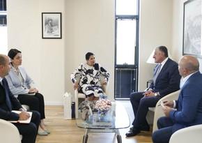 Georgian President bids farewell to Azerbaijani Ambassador
