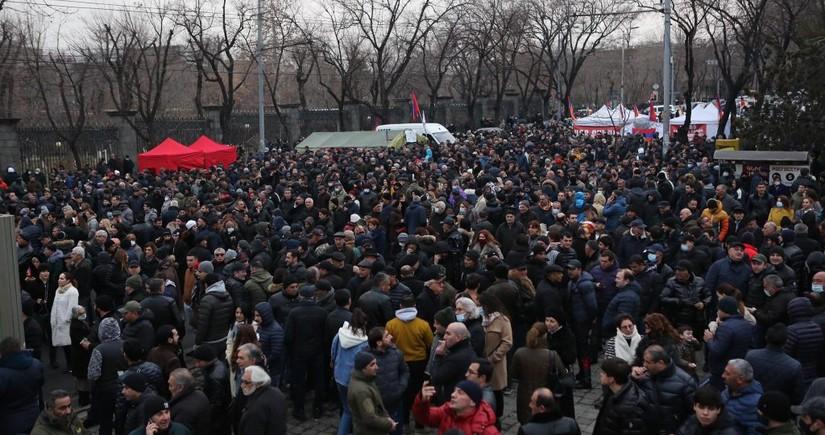 Xocalı qatili Koçaryan Ermənistanı yenidən qanlı olaylara sürükləyir - ŞƏRH