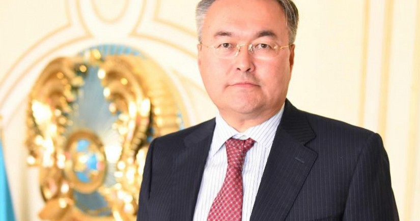 Kazakh FM: Victory in Karabakh serves to strengthen regional peace and security