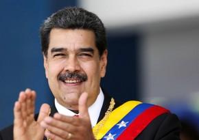 Maduro Baydeni qələbə münasibətilə təbrik etdi