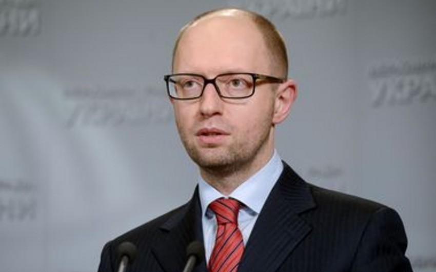 Yatsenyuk: Launching of Ukraine-Georgia-Azerbaijan-Kazakhstan route to reduce cost of Ukrainian goods