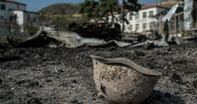 Ermənistanın müharibədə öldürülən 71 hərbçisinin qeydiyyatsız dəfni məlum oldu
