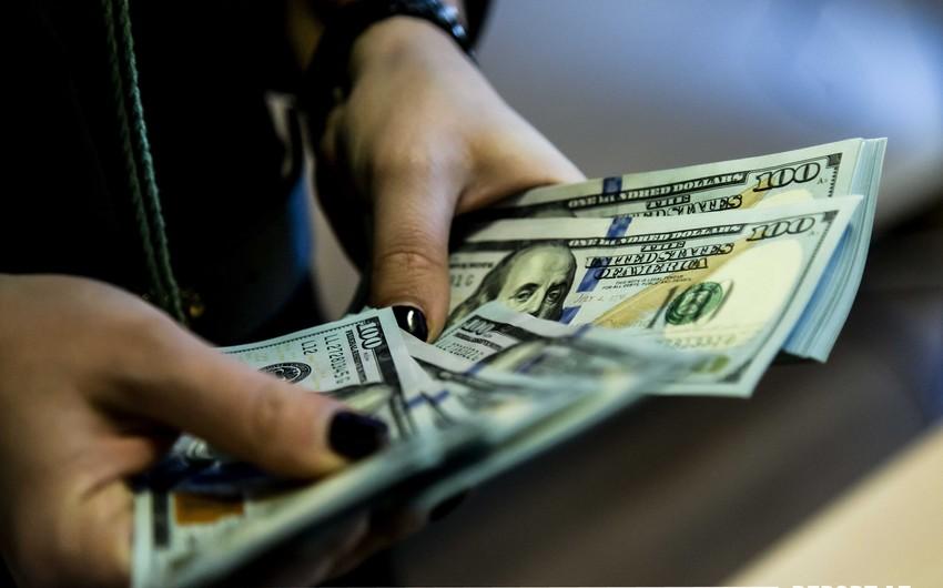 Mərkəzi Bankın valyuta hərracında dollara tələb 18% azalıb