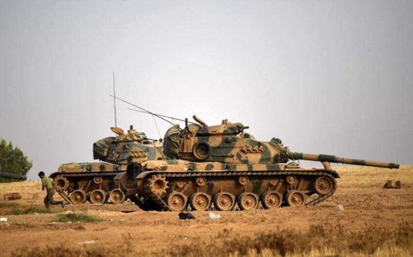 Türkiyə ordusu Suriyanın bir qəsəbəsini terrorçulardan azad edib