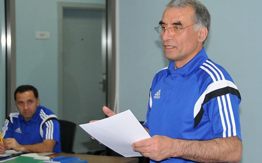 Рефери ФИФА Алияр Агаев будет наказан - ВИДЕО