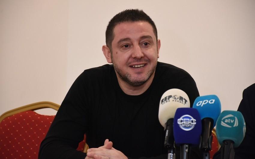 Nihat Kahveci: Azərbaycanın istəkli oynayacağını bilirdik