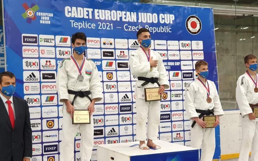 Azərbaycan cüdoçuları Avropa kubokunda 4 medal qazandı