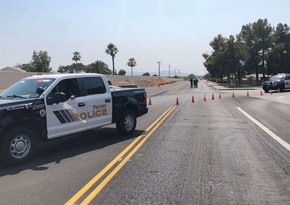 Автомобиль сбил участников велогонки в Аризоне