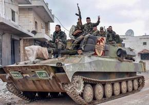 Suriyada terrorçular ordu bölməsinə atəş açıb, ölən və yaralanan var