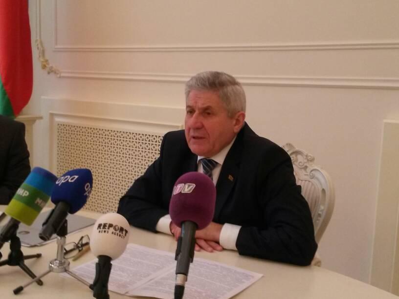 Səfir: Belarus Azərbaycanla sənaye əməkdaşlığını inkişaf etdirmək niyyətindədir