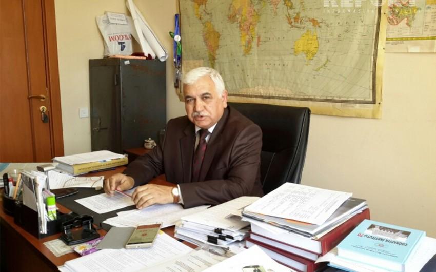Климатолог: В настоящее время в Азербайджане установились устойчивые тропические воздушные массы