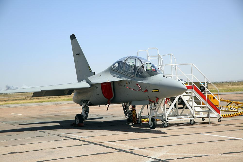 Azerbaijani Air Force acquired a new generation jet plane