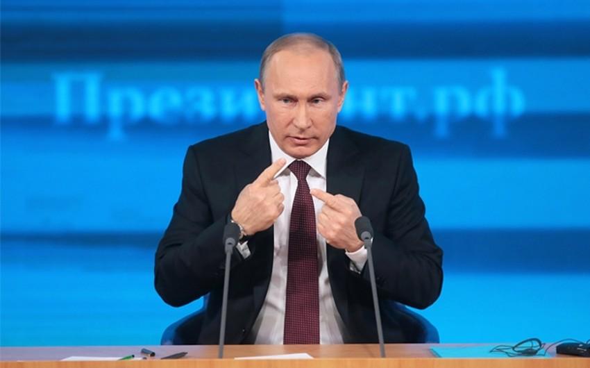 Путин ответил на 65 вопросов за 3 часа 42 минуты