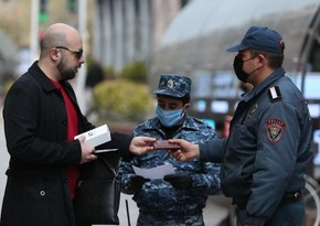 Armenia extends state of emergency amid pandemic
