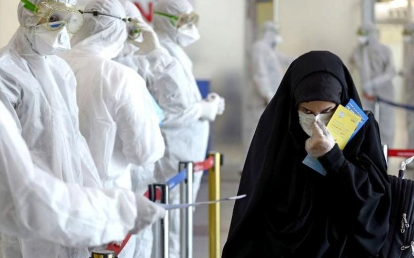 İranda pandemiya qurbanlarının sayı 6 733-ə çatdı