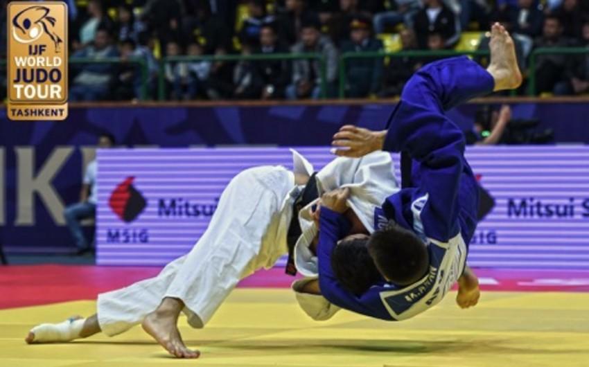 Azərbaycan cüdoçuları Özbəkistanda daha iki medal qazandılar