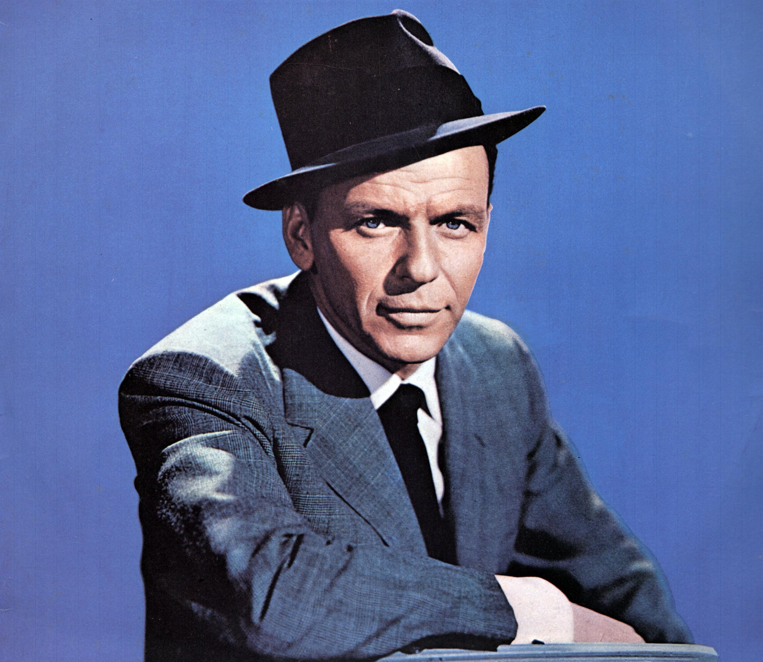 Frank Sinatra's hometown celebrates his anniversary