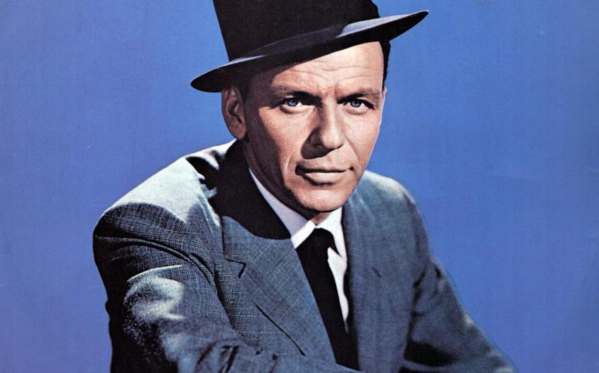 Fanatları Frank Sinatranın yüzillik yubileyini qeyd edir