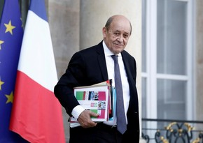 French FM rejects proposals of pro-Armenian officials