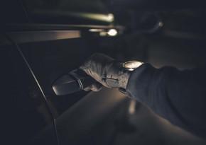 Goranboy və Yevlaxda avtomobillərdən akkumulyator oğurlanıb