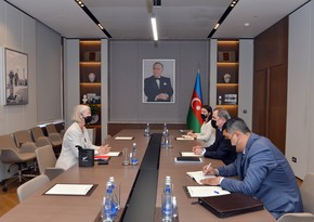 Jeyhun Bayramov meets with New Zealand's new ambassador to Azerbaijan