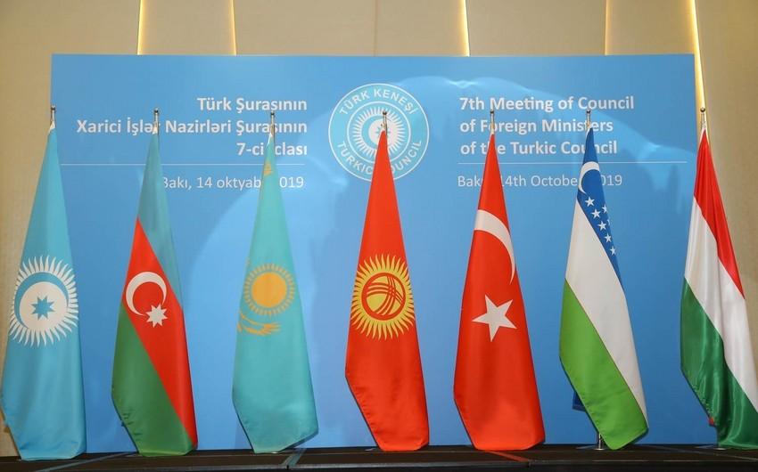 Türk Şurasından Azərbaycana dəstək mesajı