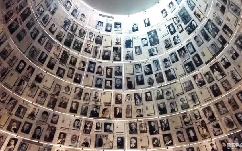 Yad Va Şem: Qüdsdəki Holokost muzeyi - FOTOREPORTAJ
