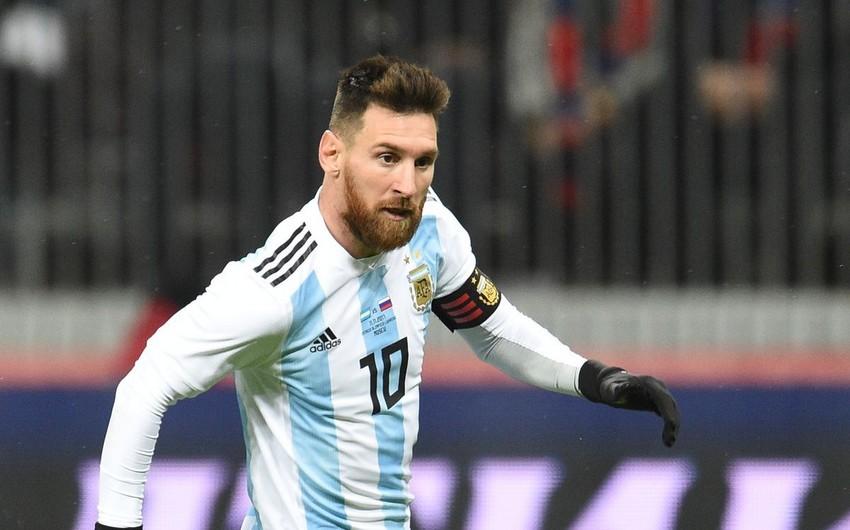 Lionel Messi: Dünya çempionatına favorit qismində getmirik