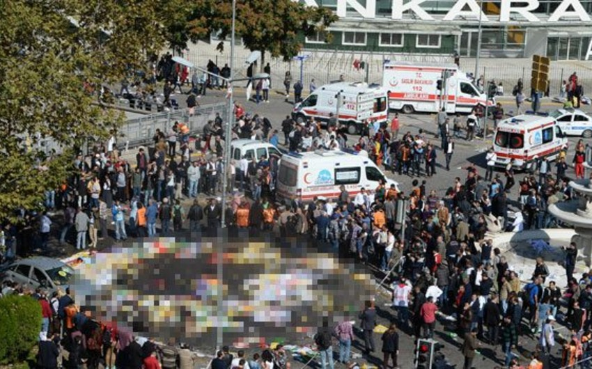 Власти Турции: число жертв теракта в Анкаре возросло до 95 человек