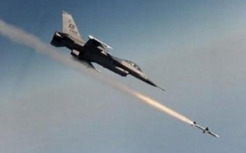 İraq Hərbi Hava Qüvvələri İŞİD-in 8 komandirini məhv edib