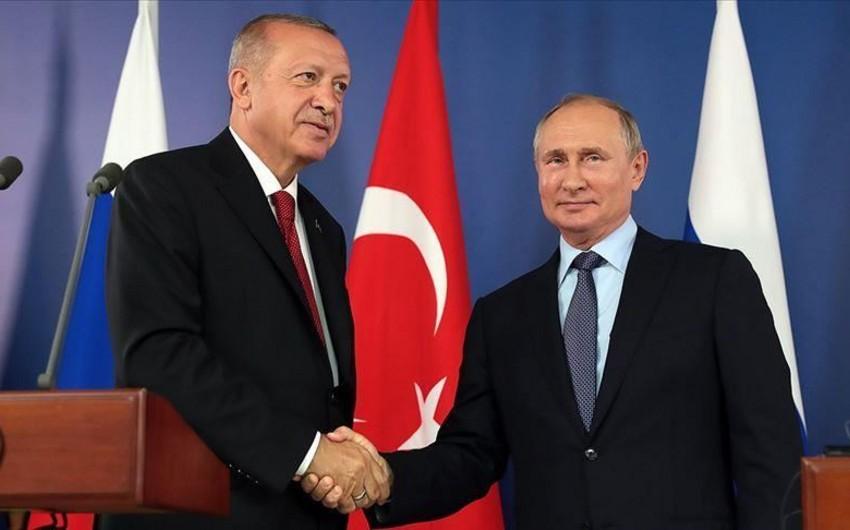 Названа дата визита президента Турции в Россию - ДОПОЛНЕНО