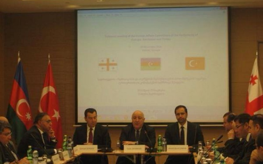 Samad Seyidov: Relations between Azerbaijan, Turkey and Georgia can become an example to world