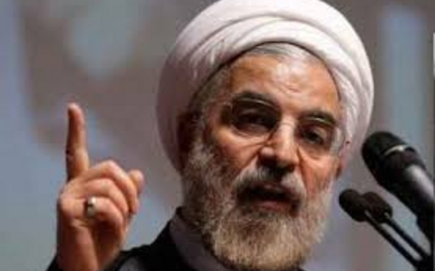 İran prezidenti Roma Papasına məktub göndərib