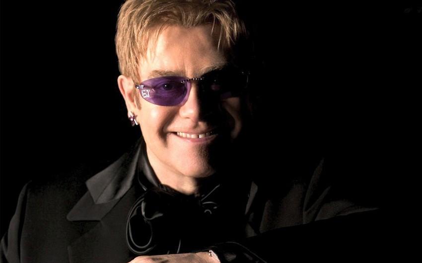 Elton Con Donald Trampın andiçmə mərasimində çıxış etməkdən imtina edib
