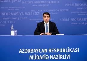 Prezidentin köməkçisi: Ermənistan silahlı muzdluların istifadəsini qanuniləşdirmək istəyir