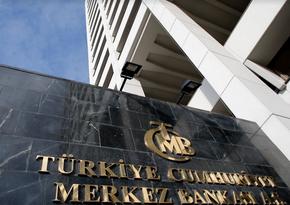 Türkiyə Mərkəzi Bankı uçot dərəcəsini 16%-ə endirib