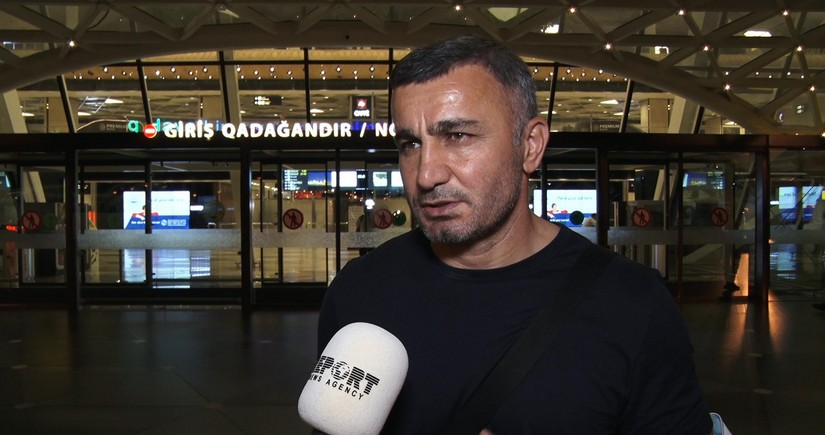 Qurban Qurbanov: Yenə bizi Azərbaycandan kənara atdılar