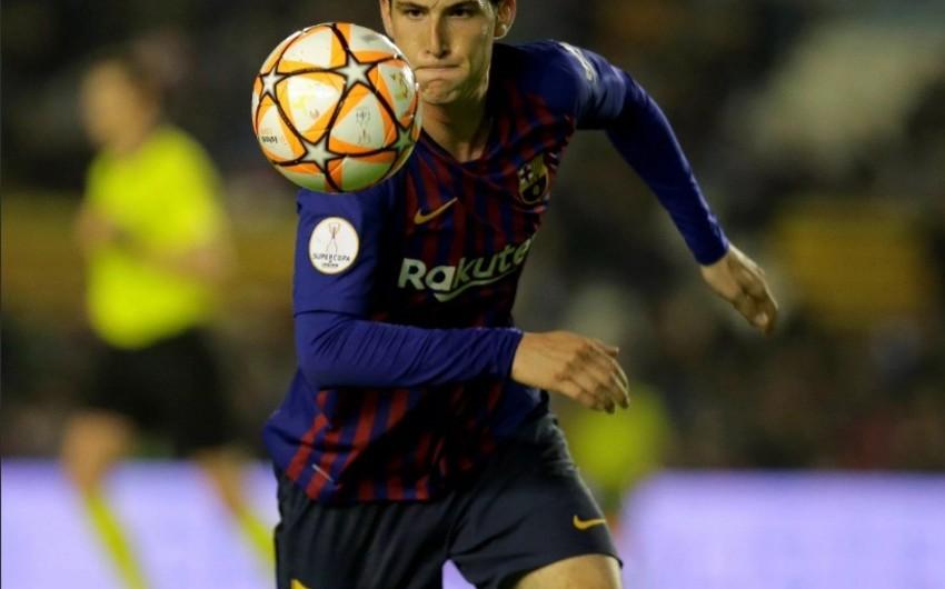 Yuventus Barselonanın müdafiəçisi Mirandanı almaq istəyir