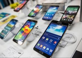 Bakıda mağazadan 10 min manatlıq telefonlar oğurlandı